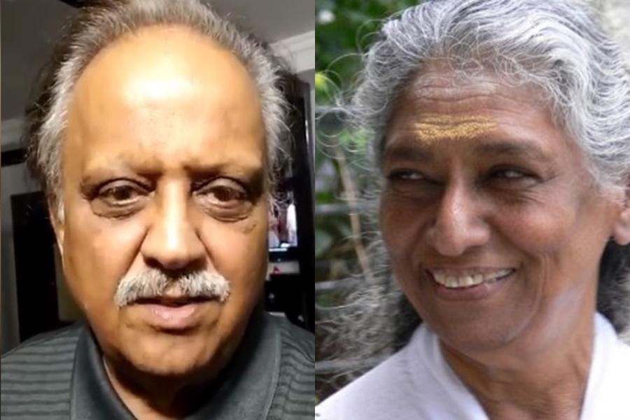 SP Balasubrahmanyam slams the death rumours of S Janaki
