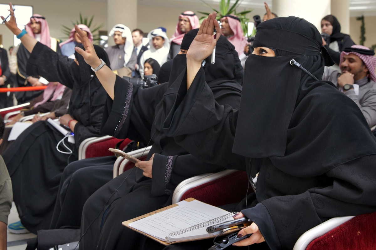 Saudi in renewed bid to empower ladies in judiciary