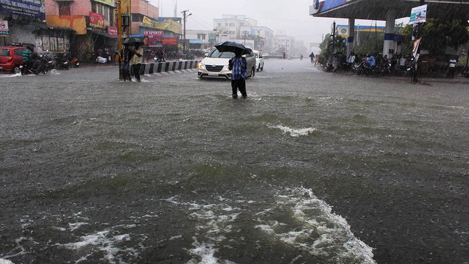 Scientists decode why India confronted 5-10 years extensive rainfall decrease