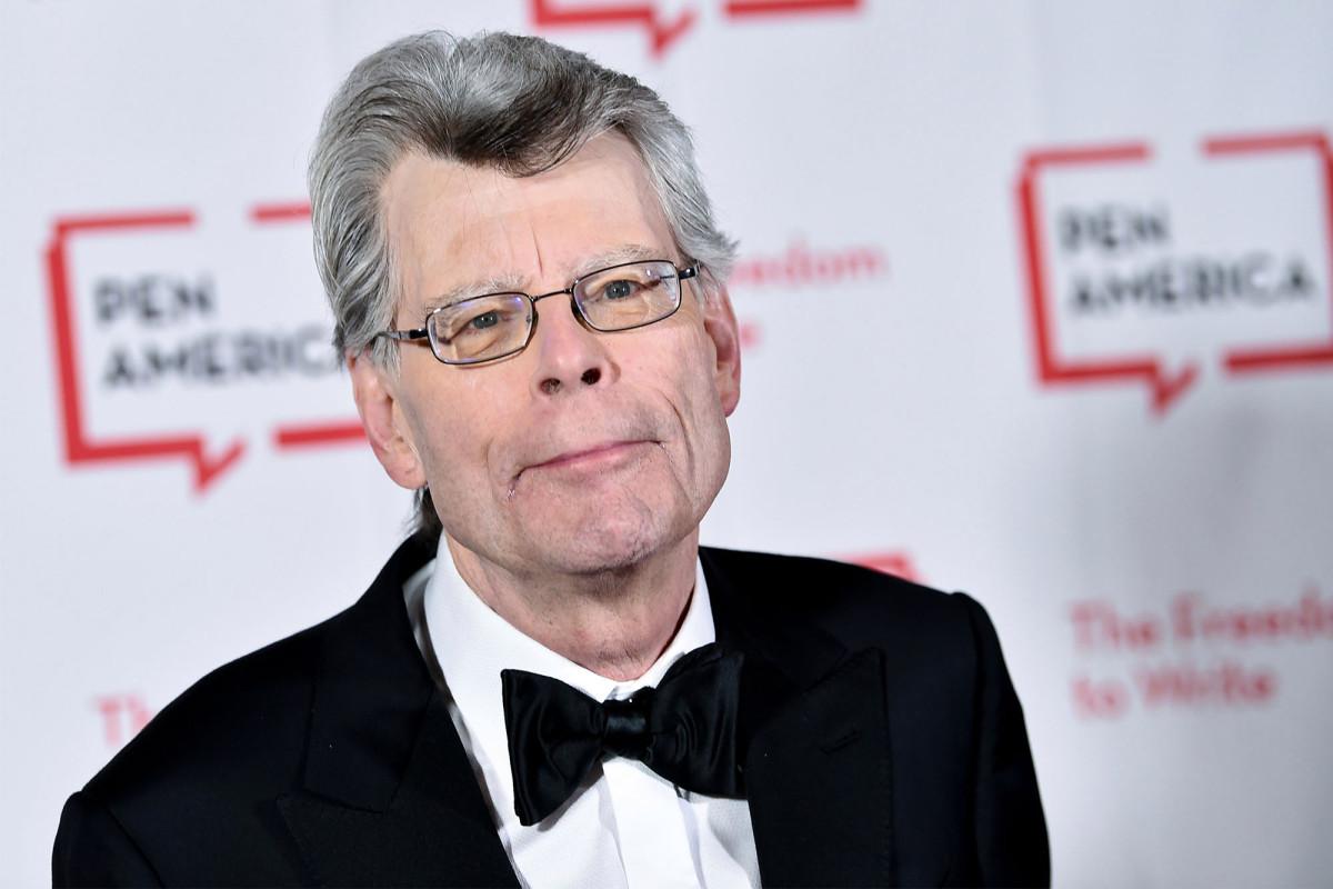 Stephen King teases supporters with 'Friday the 13th' novel strategy
