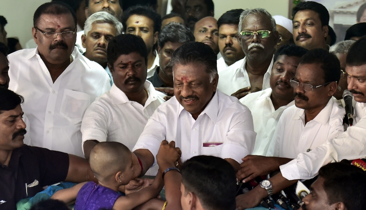 'TN individuals, AIADMK powering Modi in dealing with nation's adversaries'