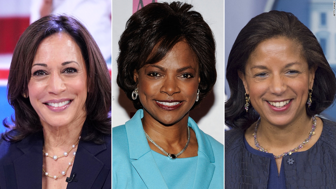 The three women who must be the major of Biden's VP list (Opinion)