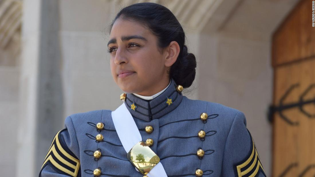 The very first observant Sikh has graduated from West Point