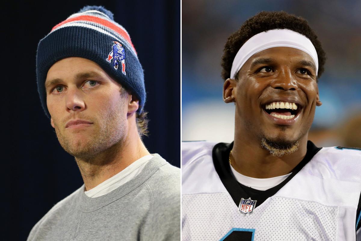 Tom Brady shows support for new Patriots QB Cam Newton