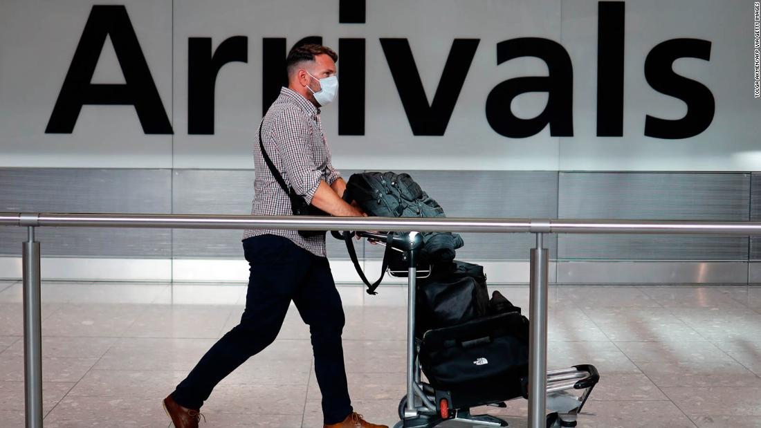 Travel aid for Britons as federal government critiques two-7 days quarantine
