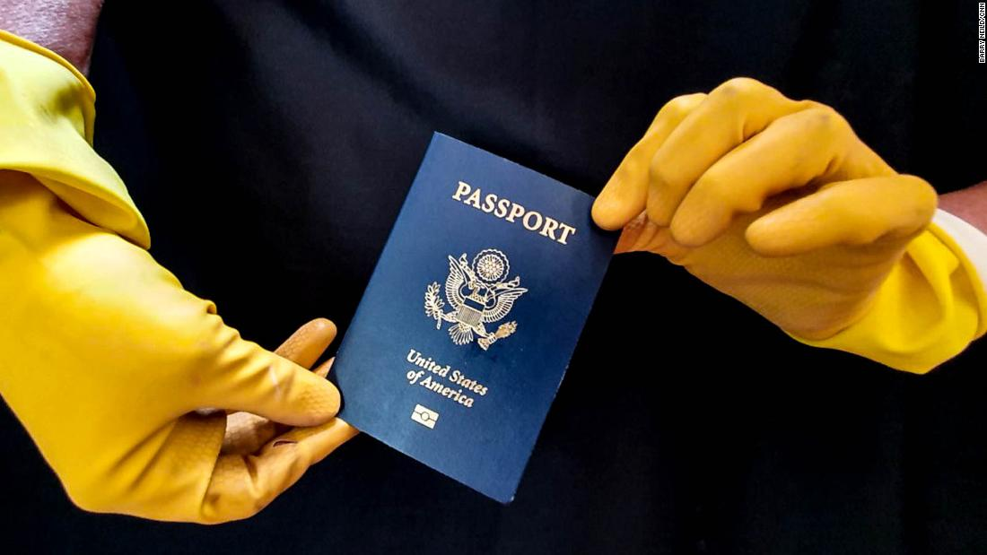 US citizens who extended for worldwide vacation: Will they be welcomed?