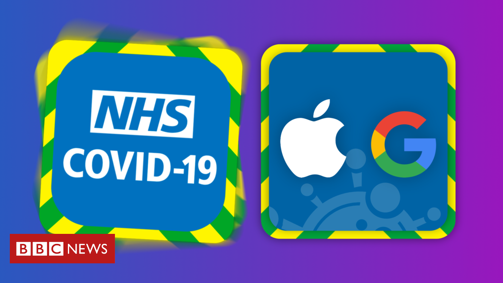 Uk virus-tracing application switches to Apple-Google product