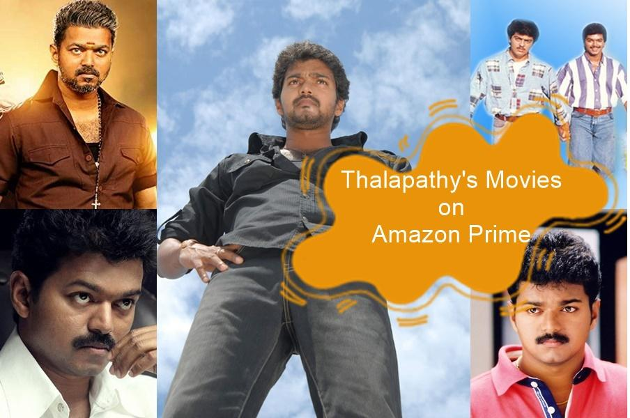 Vijay birthday: Listed here is the checklist of Thalapathy's movies on Amazon Prime OTT