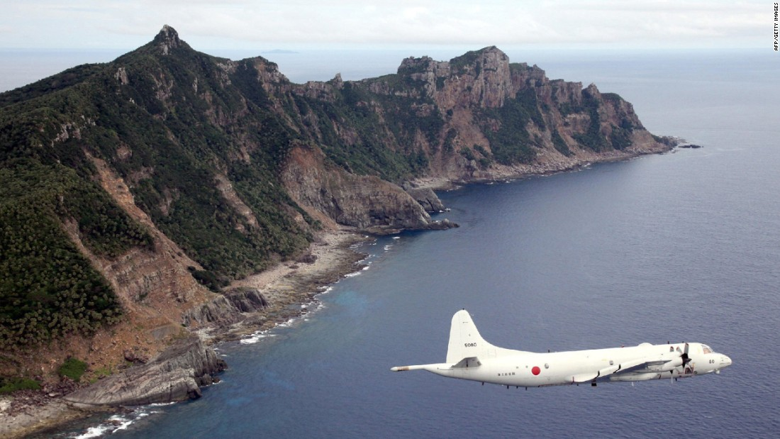 Why this Japan-China island dispute could be Asia's next military flashpoint
