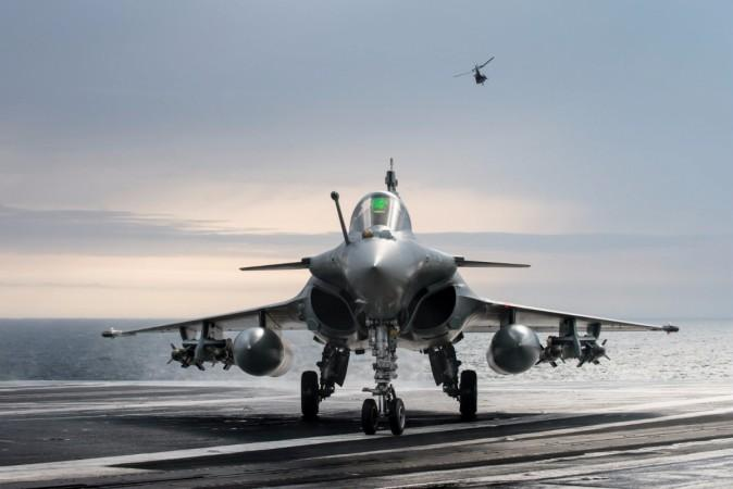 Rafale multirole fighter jet