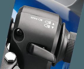 Honda Livo Integrated Headlamp Beam and Pass Switch