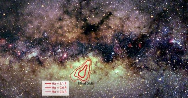 """""""Heading Towards Earth"""" --Unknown 'Red Flag' Phenomena at Milky Way's Dark Center (Weekend Feature)"""