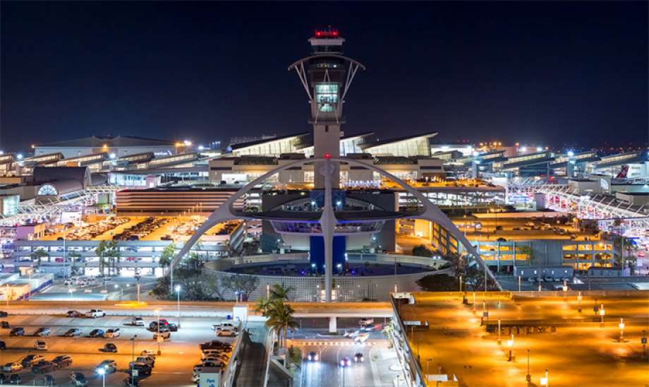 """American Airlines' """"reset"""" of its international network will mean the end of several Los Angeles routes. Photo: Los Angeles World Airports"""