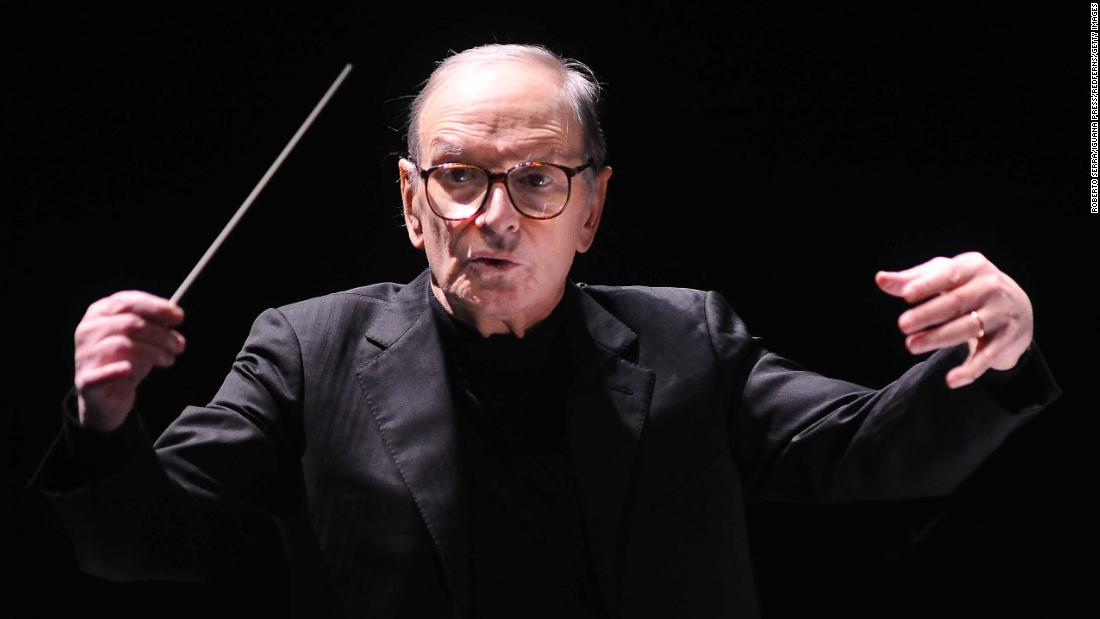 Ennio Morricone, Oscar-winning film composer dies at 91