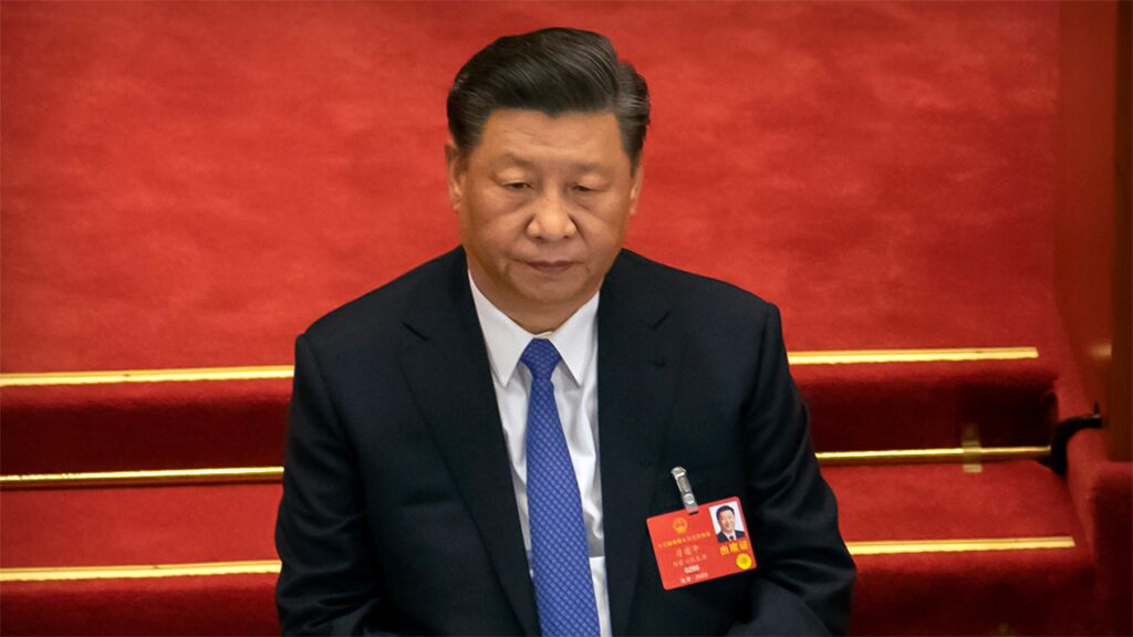 Chinese authorities detain outspoken critic of Xi Jinping