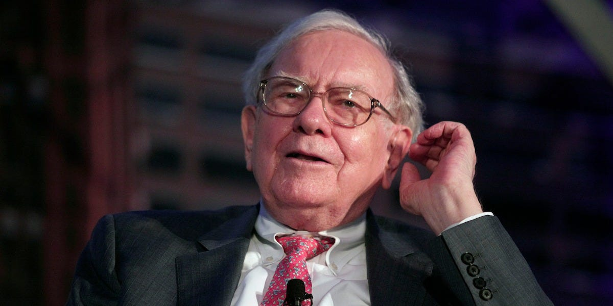 Warren Buffett's $90 billion Apple stake is now 43% of Berkshire Hathaway's entire stock portfolio