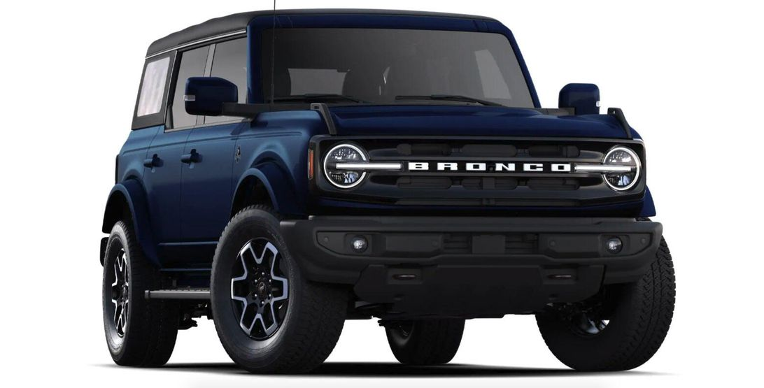 2021 Ford Bronco Outer Banks
