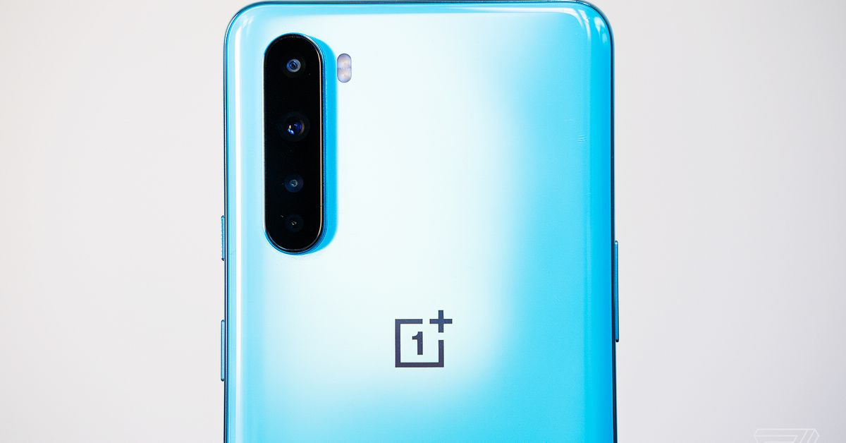 OnePlus' midrange Nord announced with 90Hz display, dual selfie cameras, and 5G
