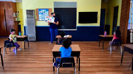 Pediatrician: Use science, not politics, to reopen schools