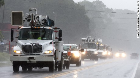 The pandemic could lead to longer power outages following a hurricane, industry leaders warn