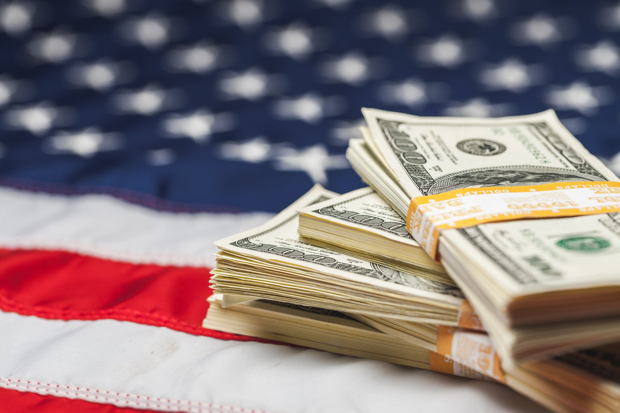 5 Top Stocks to Secure Your Financial Independence