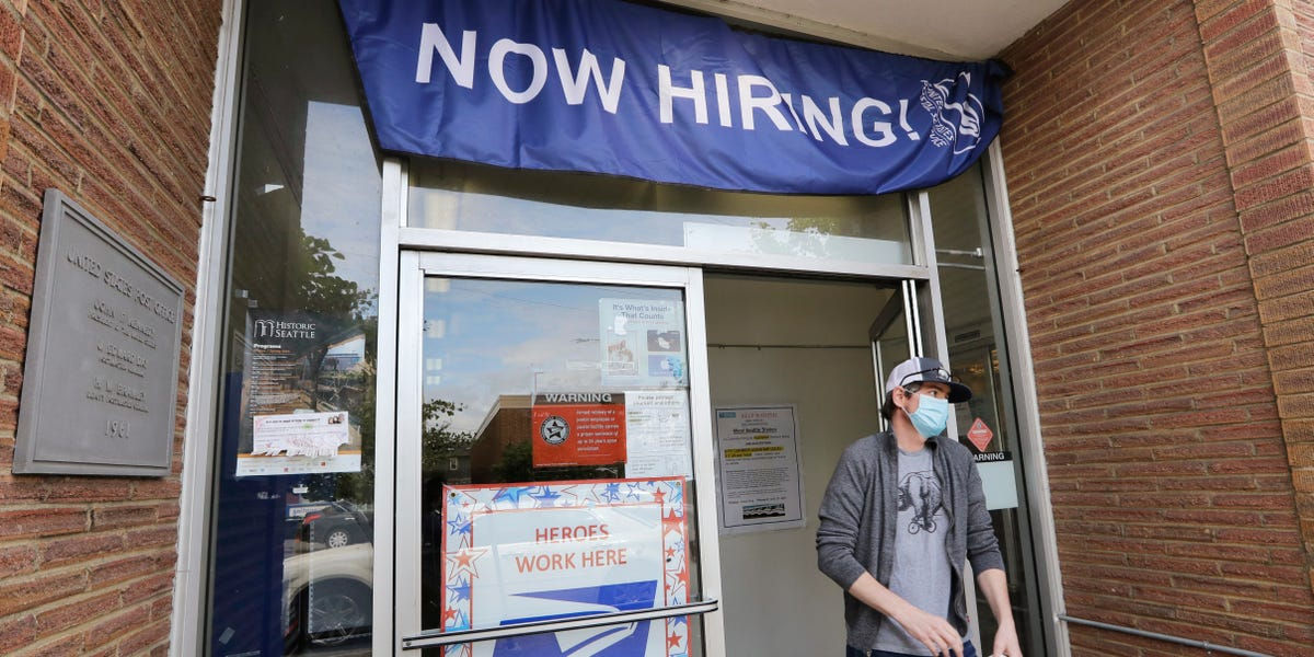 $600 unemployment bonuses did not guide to a lot less work, Yale examine finds
