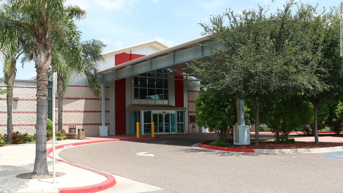 A Texas hospital overwhelmed by coronavirus may send some patients home to die