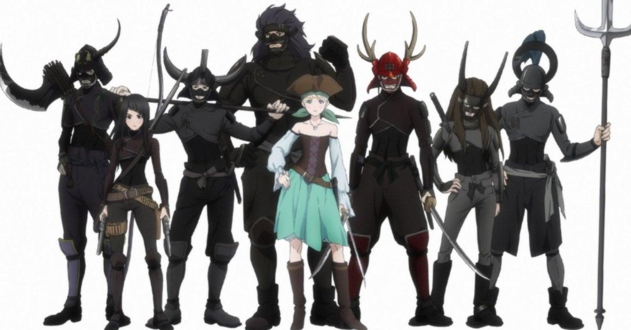 Adult Swim and Crunchyroll Team Up for All-New Anime, Fena: Pirate Princess