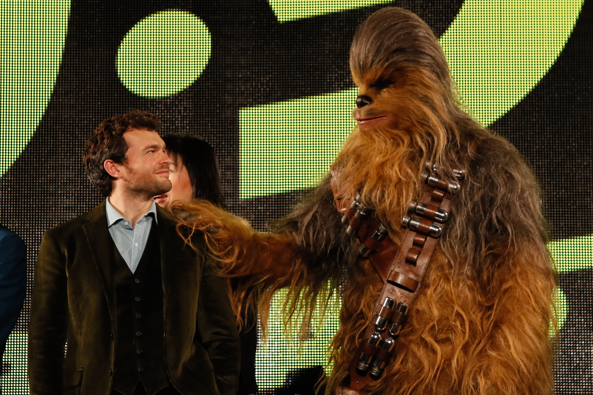 Alden Ehrenreich Has Read Some 'Star Wars' News 'But Almost nothing Concrete,' Could There Be a 'Solo' Sequel?