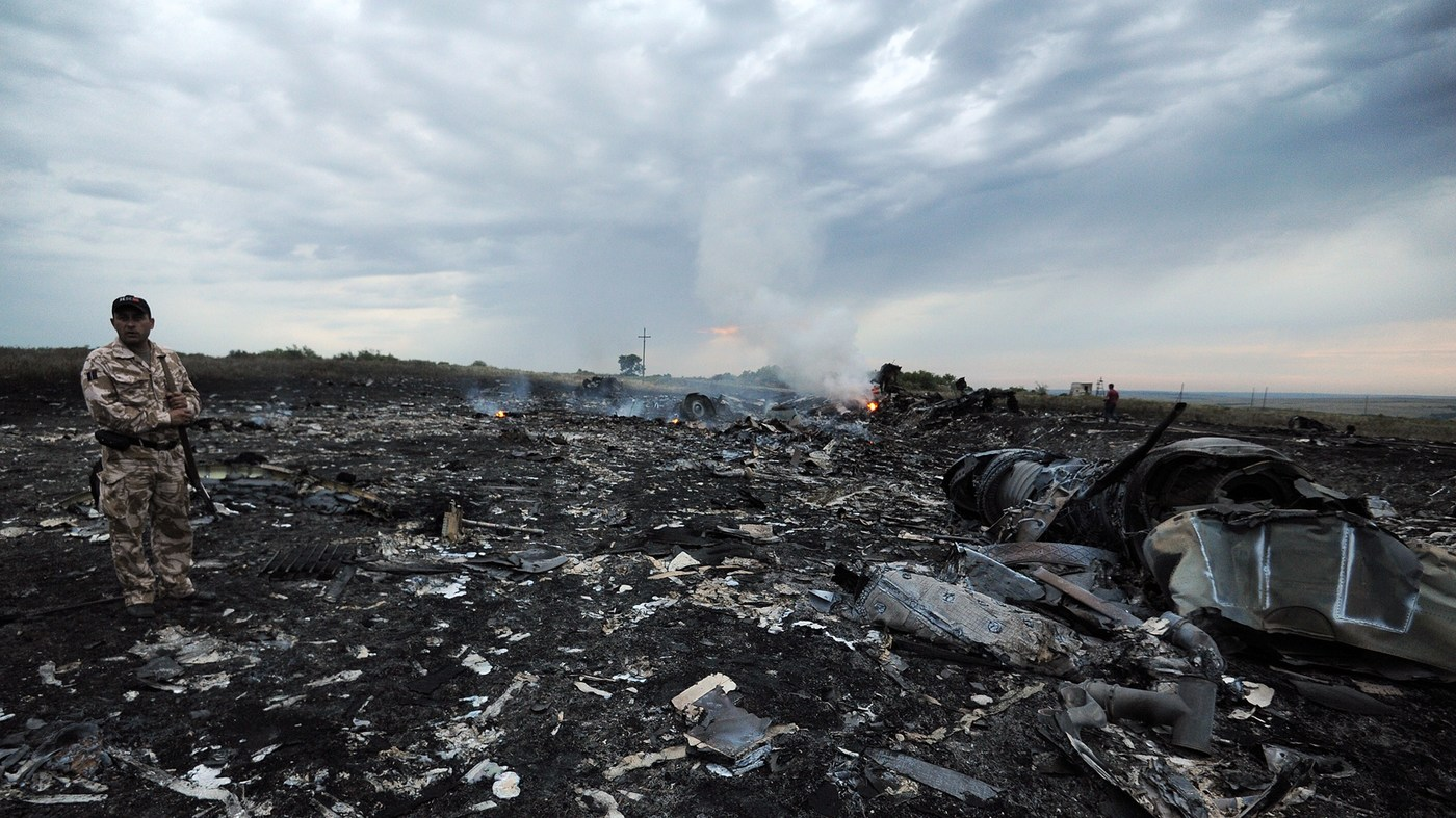 Nearly 6 Years After MH17 Was Shot Down, Dutch Prosecutors Say They Will Sue Russia : NPR