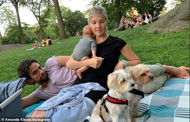 Amanda Kloots shares movies and pictures from late Broadway star husband Nick Cordero's mobile phone