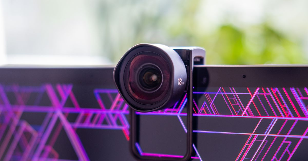 An exterior lens won't wholly repair your webcam woes, but it has its added benefits