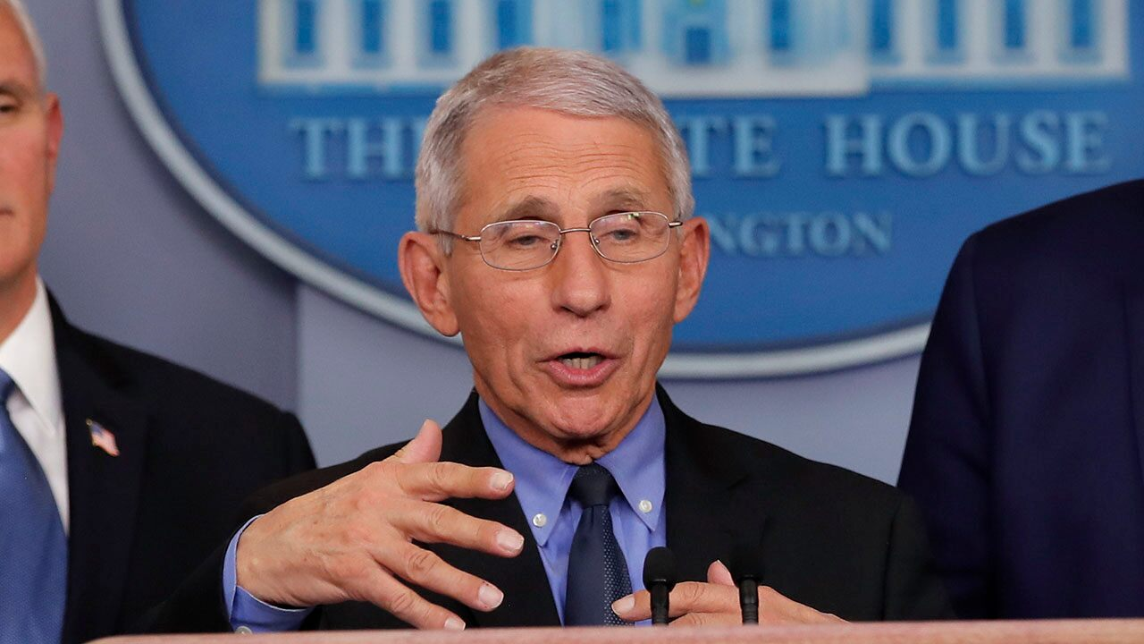 Anthony Fauci praises New York's coronavirus reaction: 'They did it correctly'
