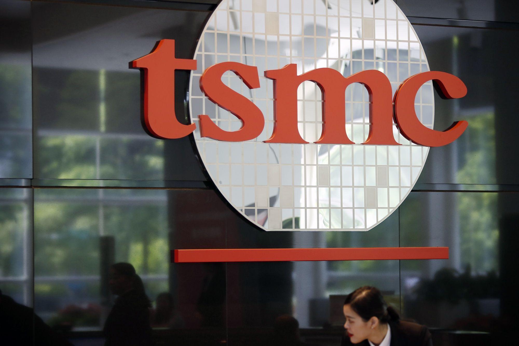Apple Chipmaker TSMC Raises Outlook in Indication of Tech's Resilience