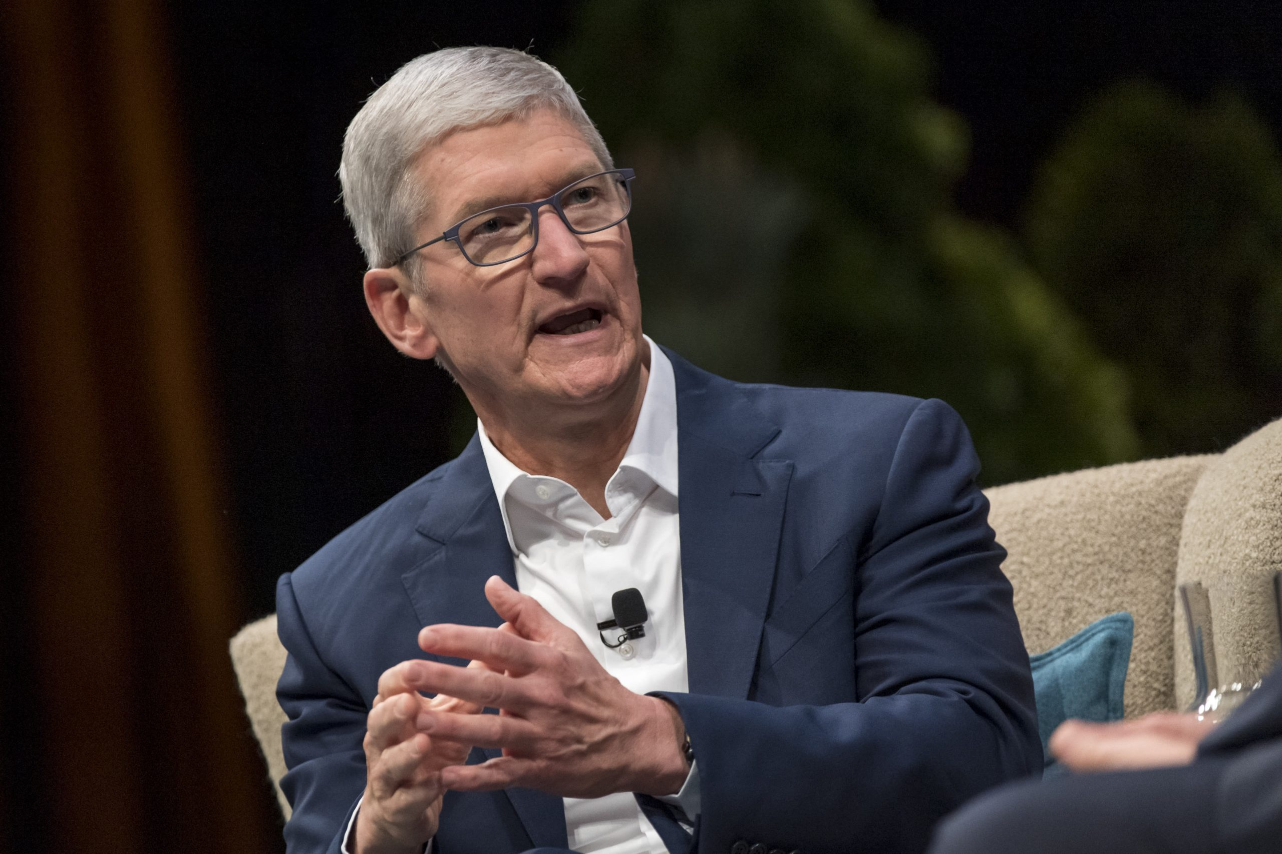 Apple, Google, Amazon and Facebook CEOs to testify in Congress