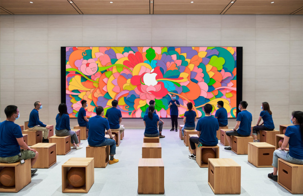 Apple opens yet another megastore in China amid William Barr criticism – TechCrunch