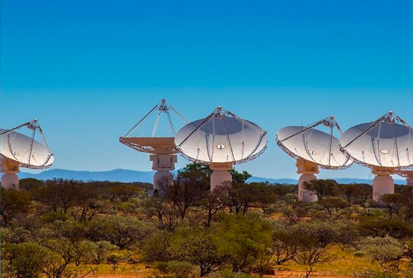 "Astronomers perplexed by ""Odd Radio Circles,"" a newly discovered, very rare space phenomenon"