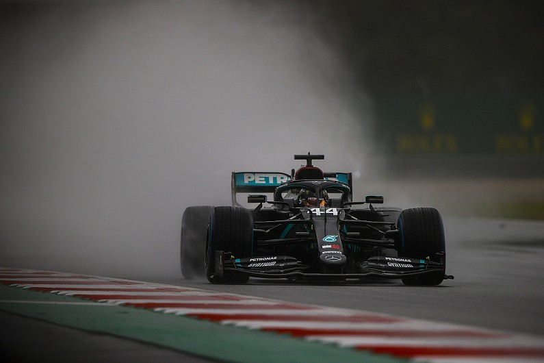 "Autosport Podcast: Hamilton's Styrian GP qualifying lap ""not from this world"" - F1"