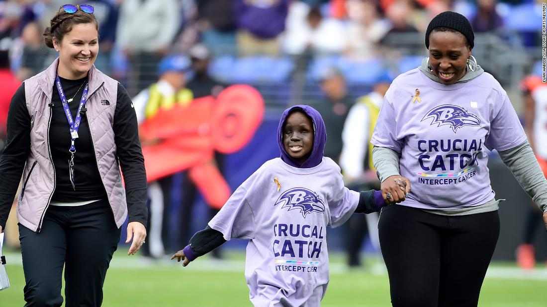 Baltimore Ravens superfan Mo Gaba has died
