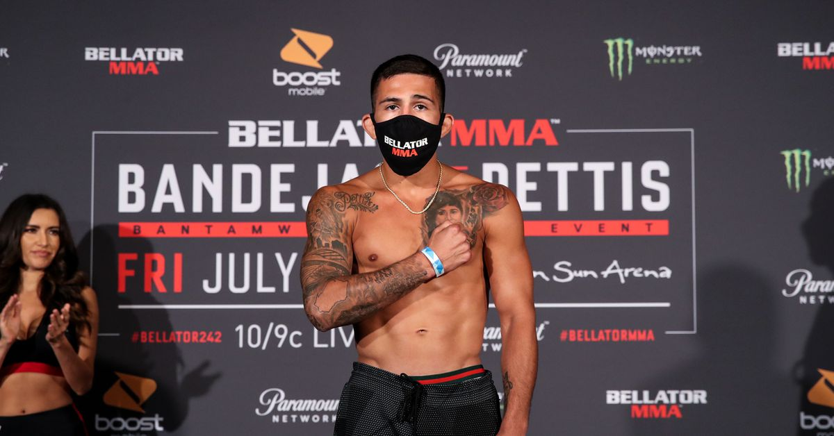 Bellator 242 final results: Sergio Pettis outclasses Ricky Bandejas to safe bantamweight title shot