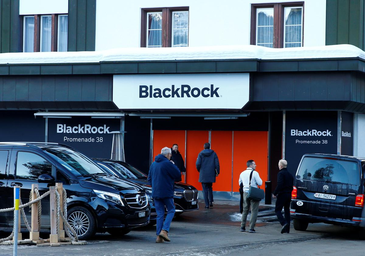 BlackRock earnings beats Avenue estimates as markets rebound