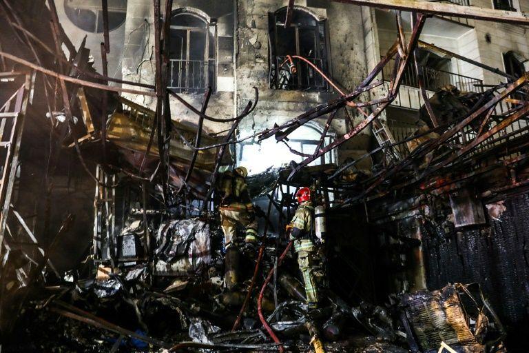 Blast at Tehran clinic kills 19, claims condition-run news company