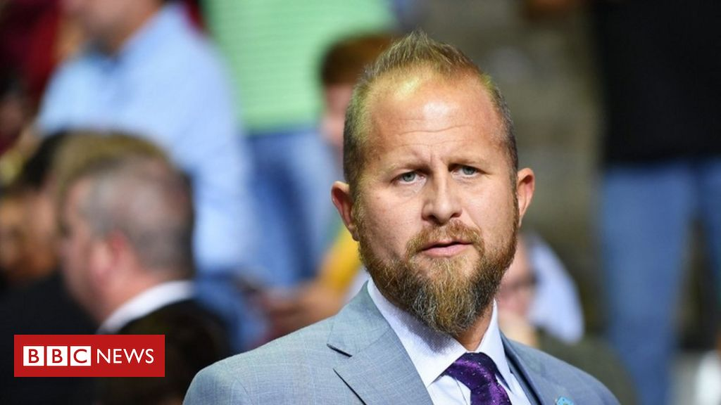 Brad Parscale replaced as Trump's campaign manager