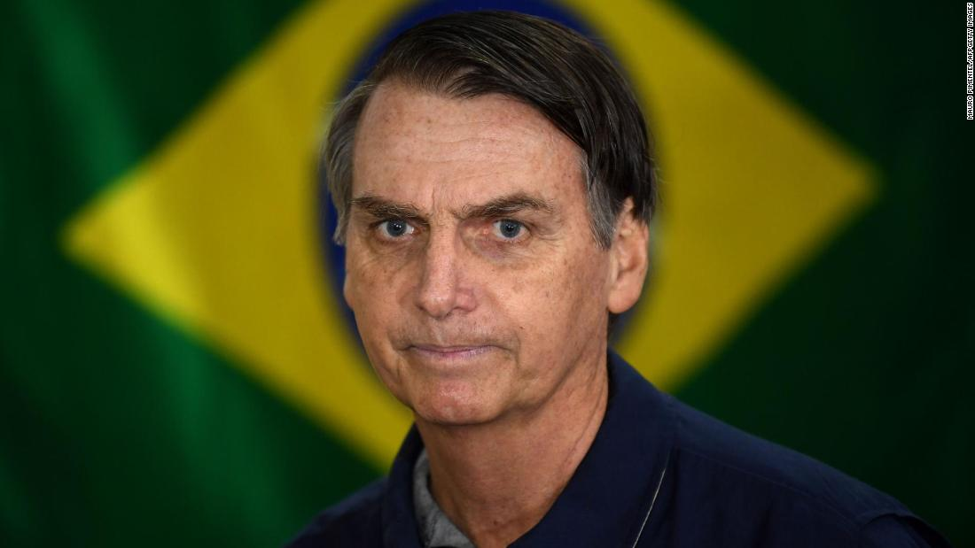 Brazil's Jair Bolsonaro had coronavirus lung screening 'but everything is okay'