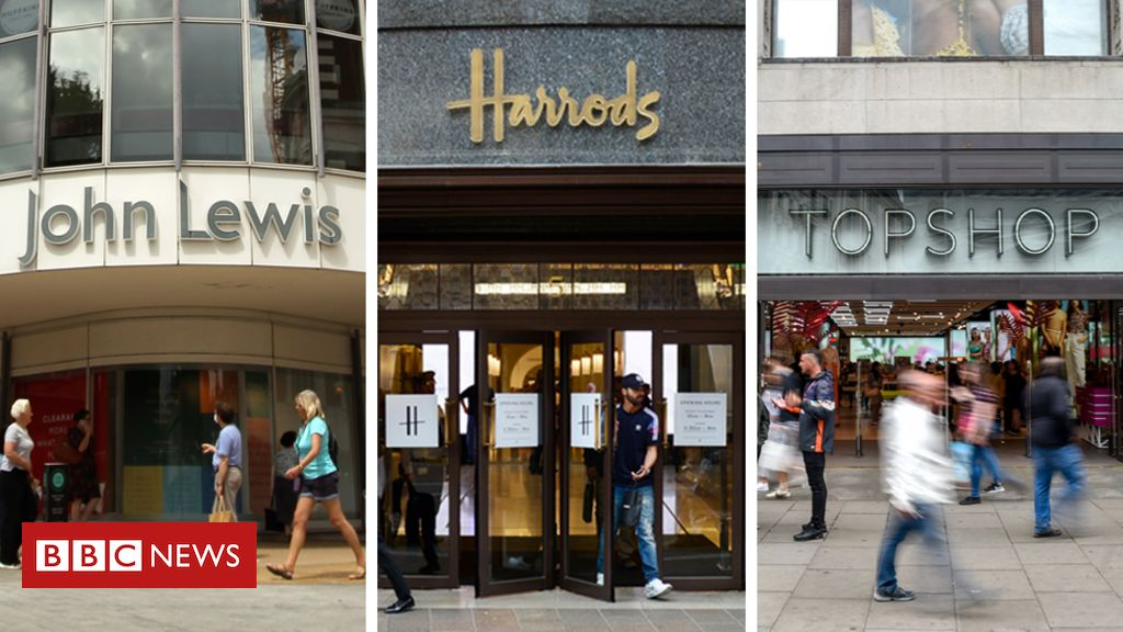 UK firms slash 10,000 jobs in two days in retail and aviation