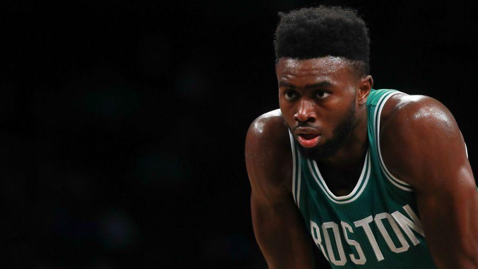 Celtics' Jaylen Brown unconcerned about NBA bubble complaints