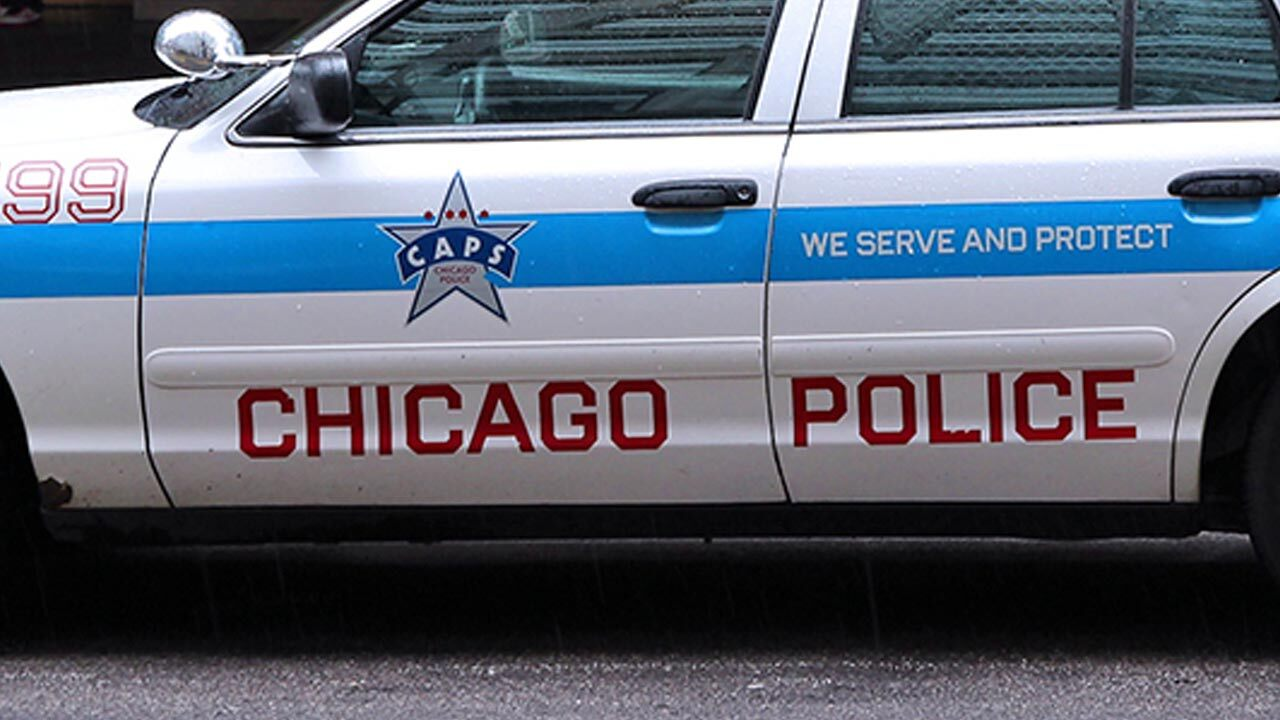 Chicago police, protesters clash around Columbus statue in Grant Park