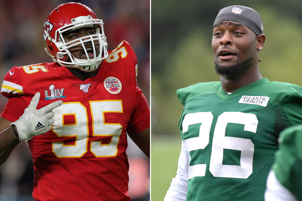 Chiefs' Chris Jones threatens to hold out like Le'Veon Bell