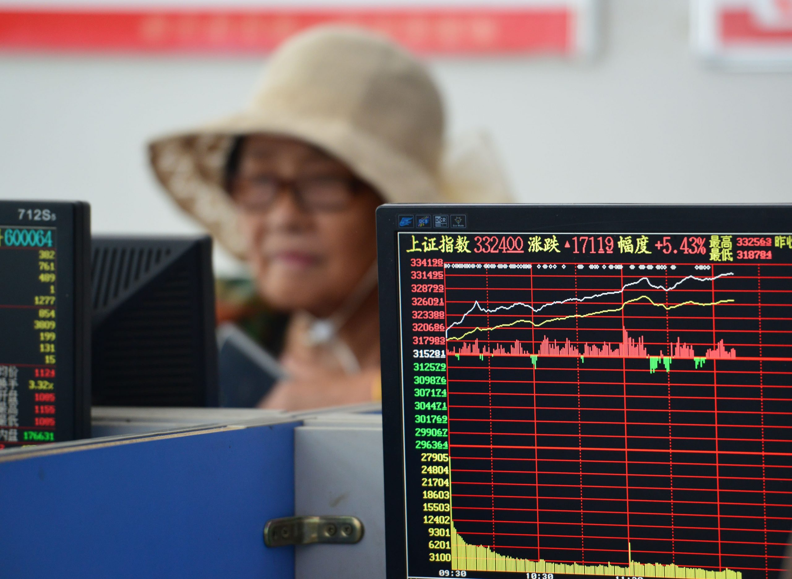 China stocks lead rally after Beijing tells people to buy