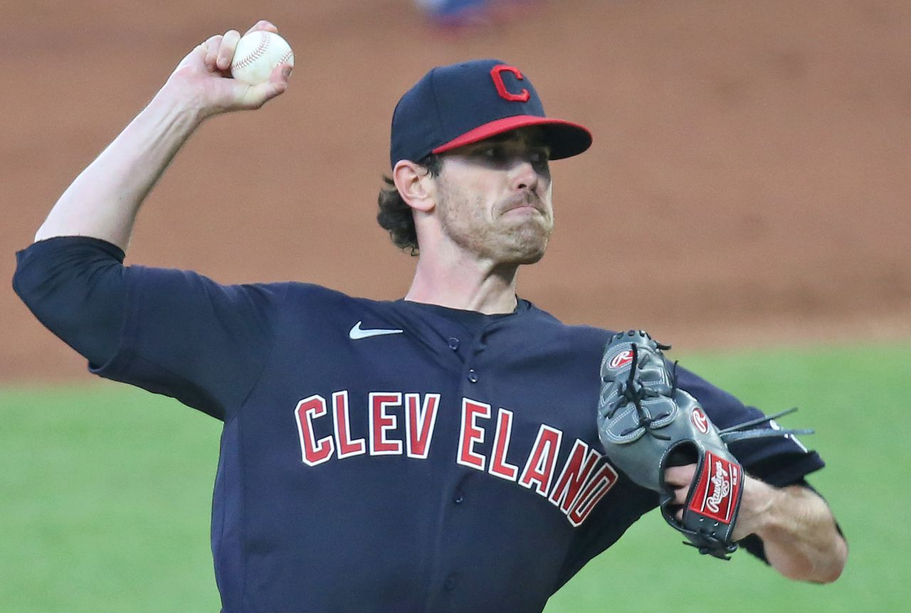 Cleveland Indians' starters, relievers play follow the leader with Shane Bieber